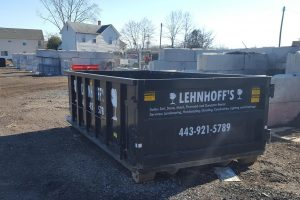 Do You Need Roll-Off Containers This Fall in Loch Raven?
