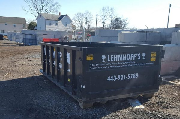 What Do You Need to Know About A Roll-Off Container in Fallston?