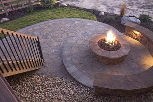 Using Decorative Stone for Your Aberdeen Landscape
