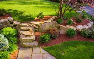 Tips for Using Boulders in Your Jarrettsville Landscape