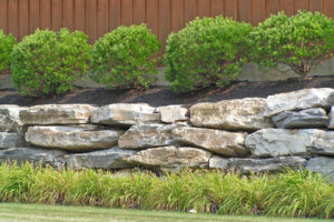 Use Natural Stone to Build a Retaining Wall in Glen Arm