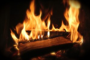 Firewood Basics in Glen Arm: Why Does a Campfire Crackle?