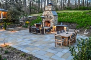 Get Ready to Entertain This Summer with a Bluestone Patio!