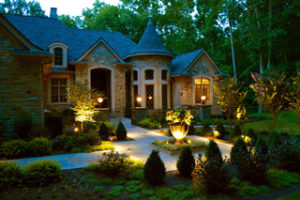 Keep Your Property Bright at Night with Outdoor Lighting